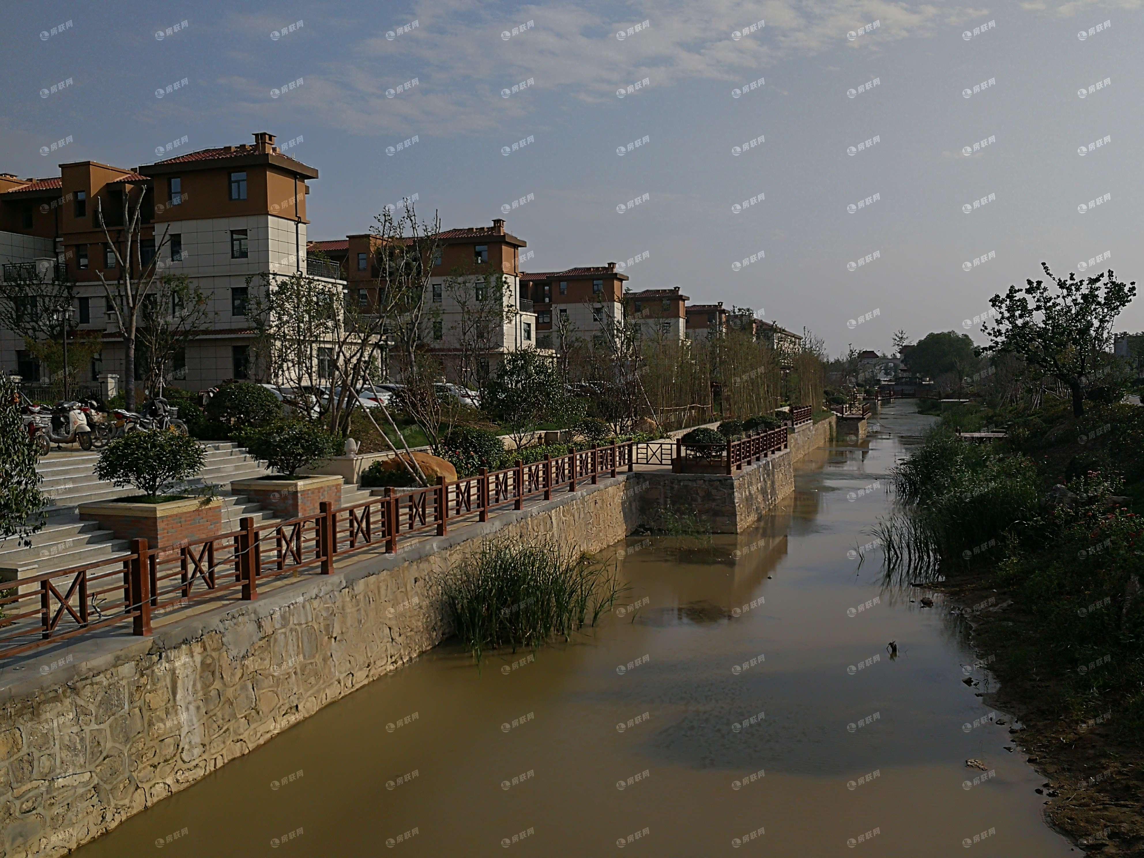 枫庭骊墅的实景图