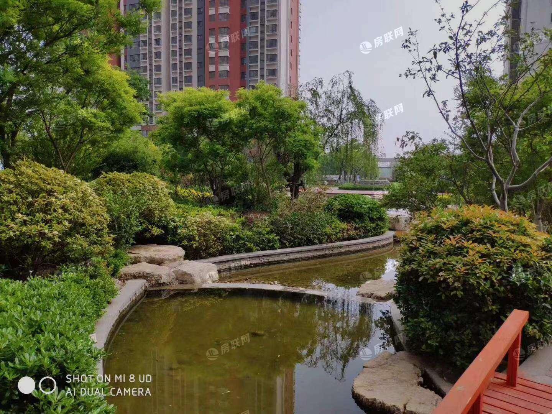 鲁商凤凰城的实景图