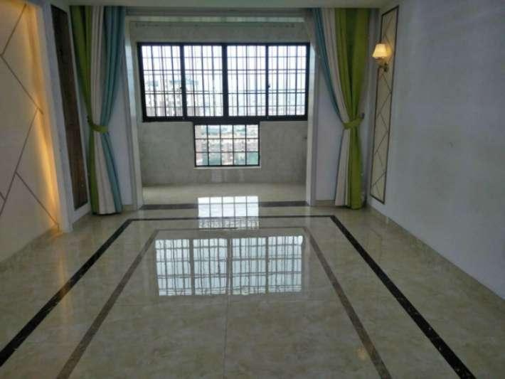 中体奥城国际原房东精装两房出售,南北通透户型,高层加系防盗网