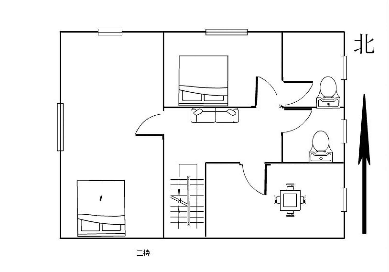 馨苑山庄 7室2厅347㎡
