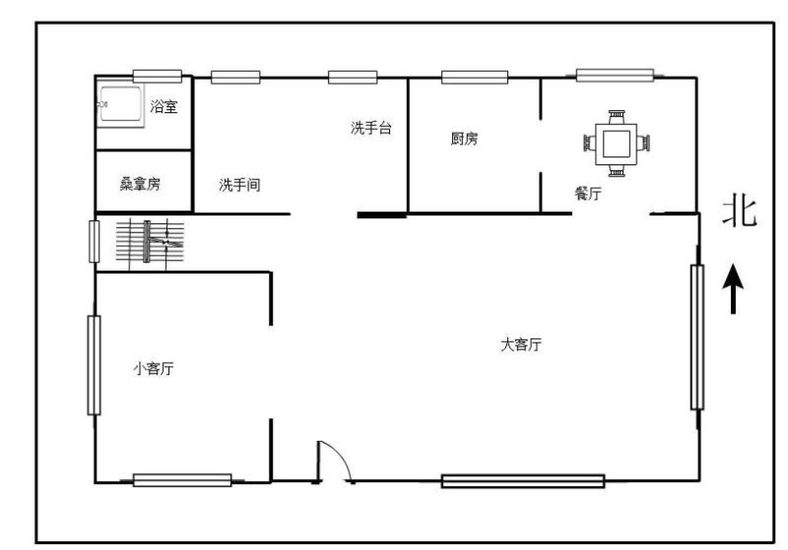 白鹿山庄 6室4厅1860㎡