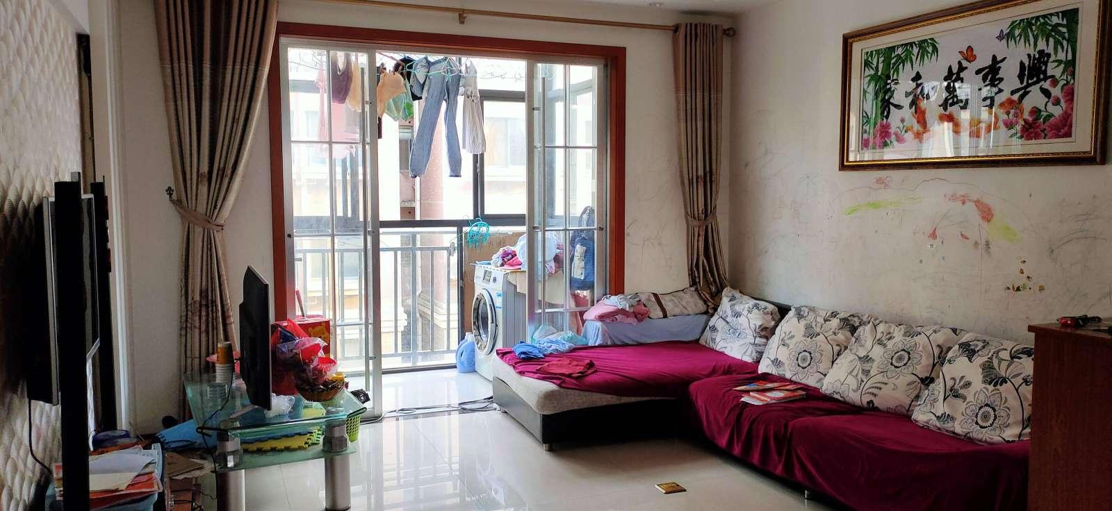 瑞景新城 2室2厅80㎡